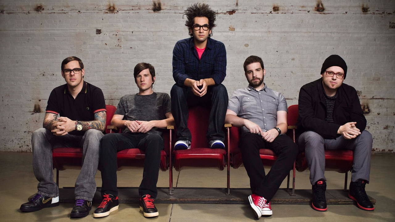 band hair motion city soundtrack armchairs shoes