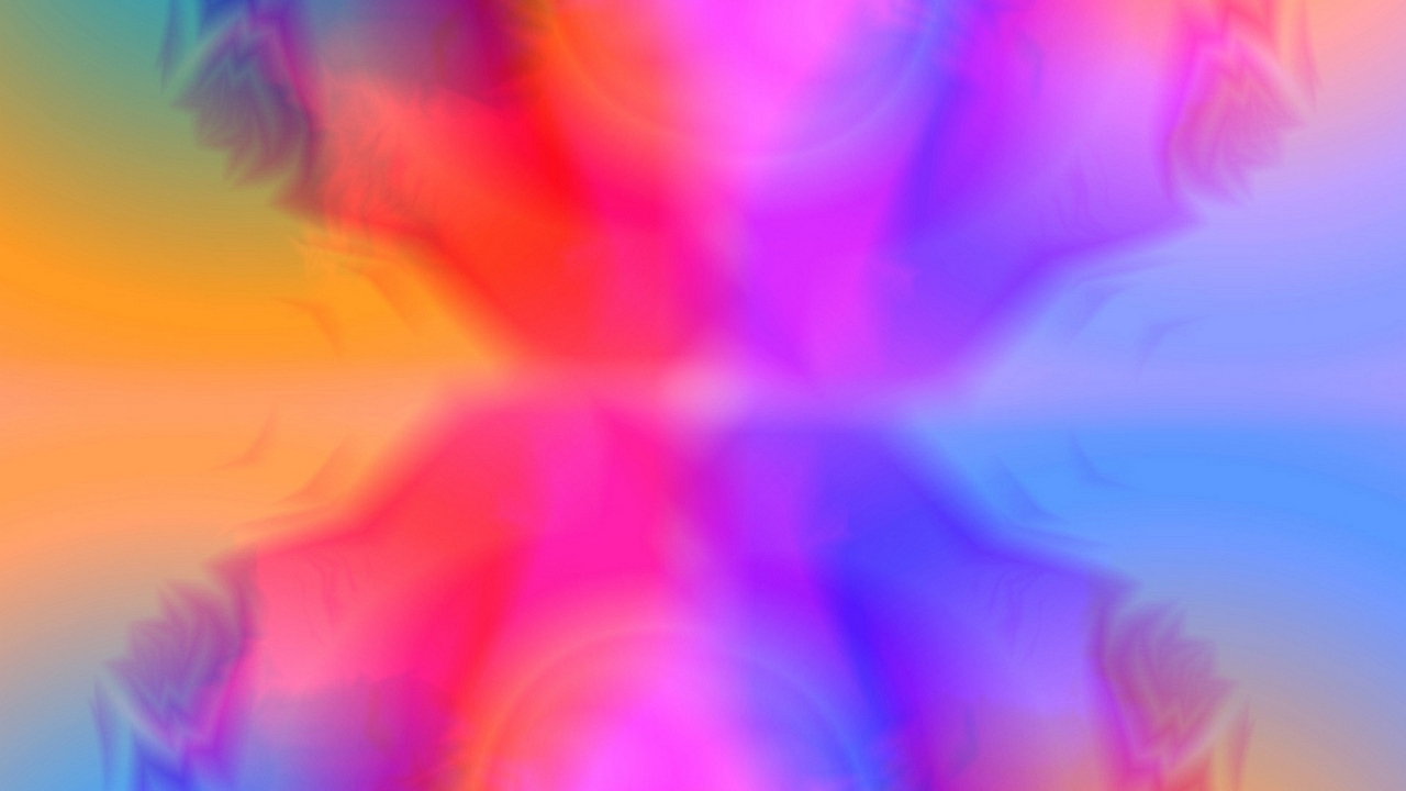 Preview wallpaper abstract, colorful, paint, scribble