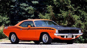 Preview wallpaper cuda, muscle car, plymouth
