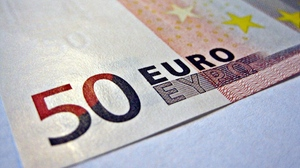 Preview wallpaper euro, money, numbers
