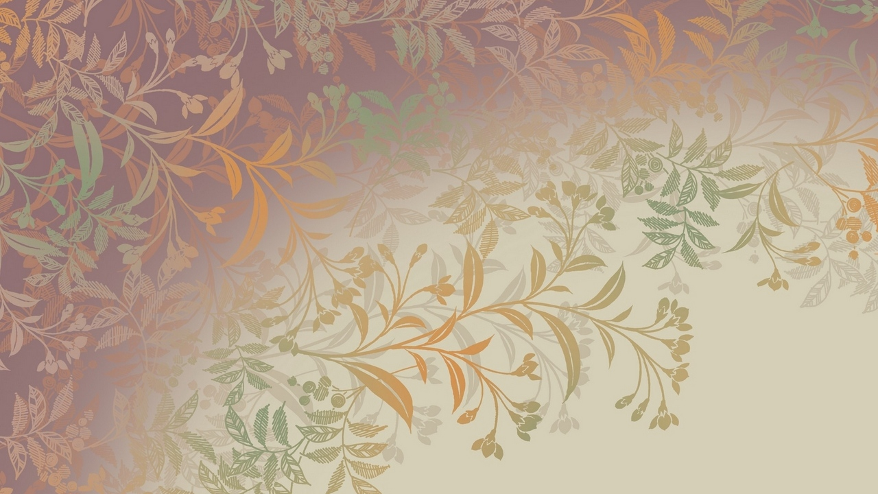 Preview wallpaper background, faded, pattern, plant