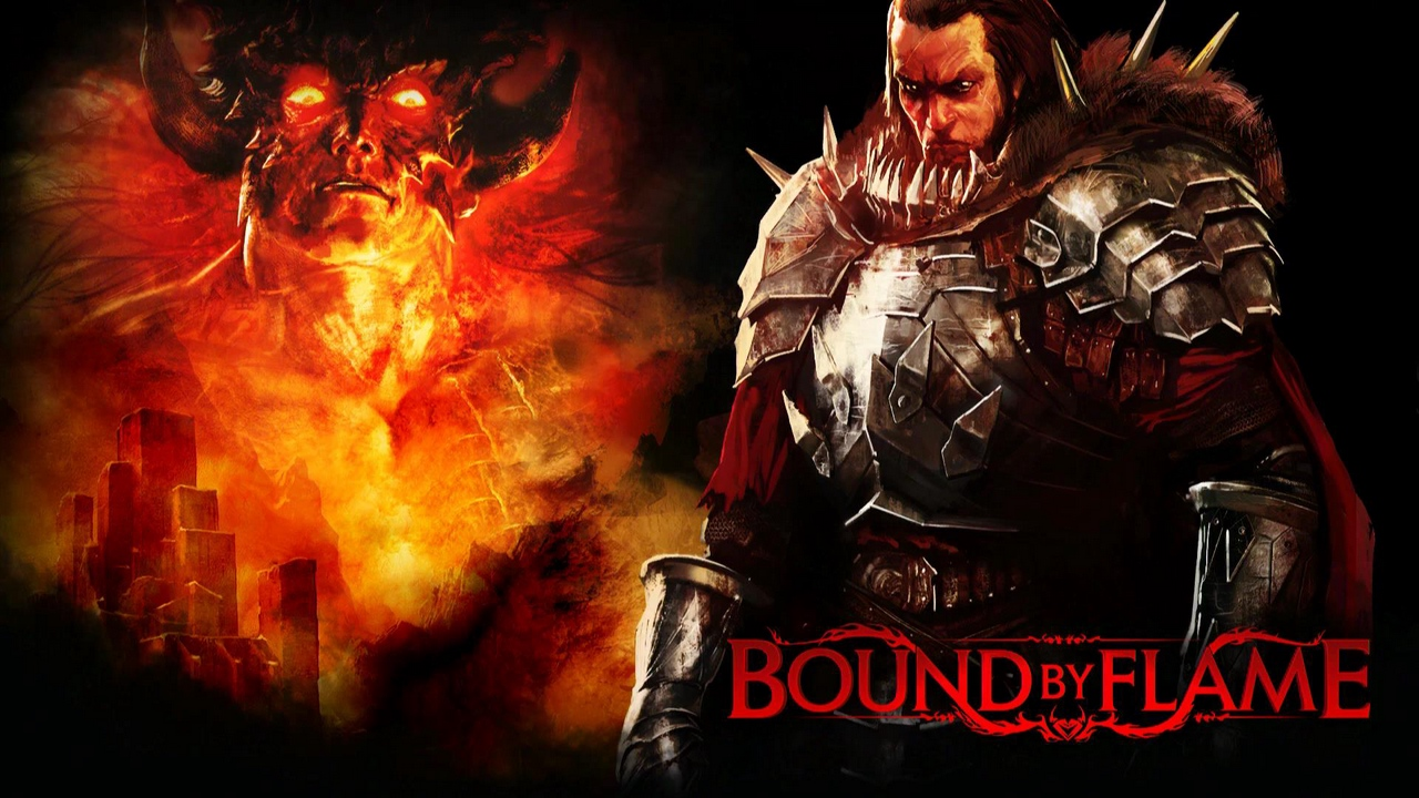 Preview wallpaper 2014, bound by flame, focus home interactive, spiders studios