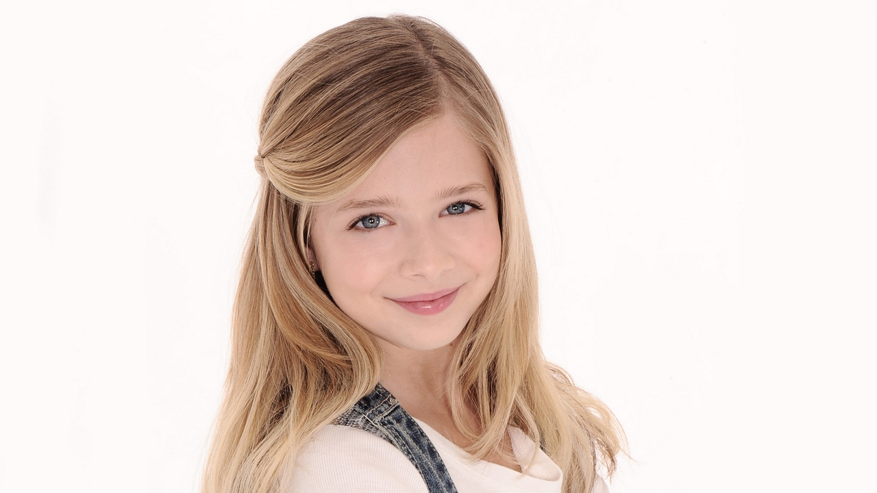 Preview wallpaper blonde, face, girl, jackie evancho, look