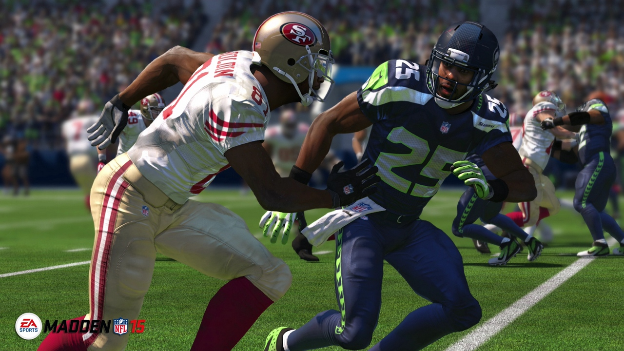 Preview wallpaper game, madden nfl 15, players, sports