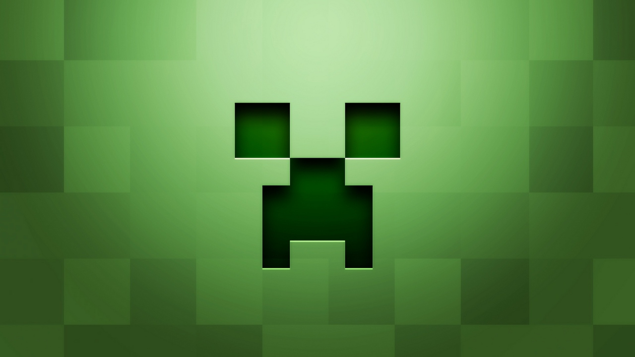 Preview wallpaper background, graphics, green, minecraft