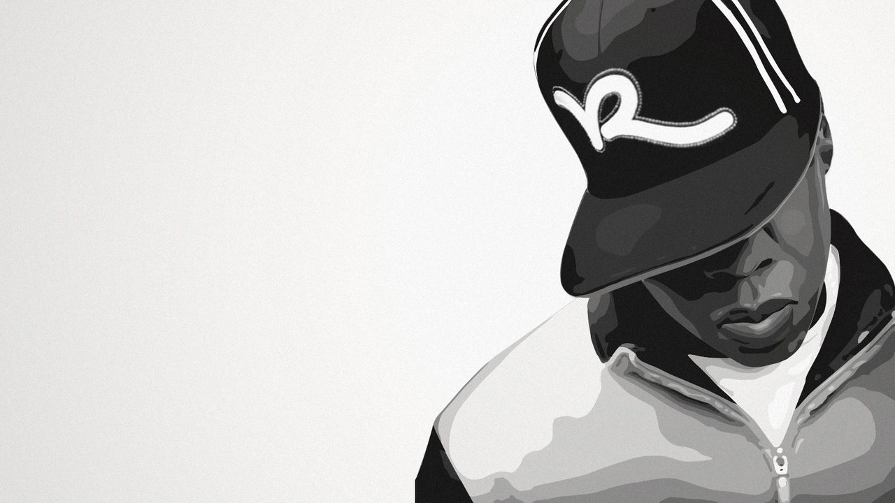 Preview wallpaper cap, jay-z, picture, smock, symbol