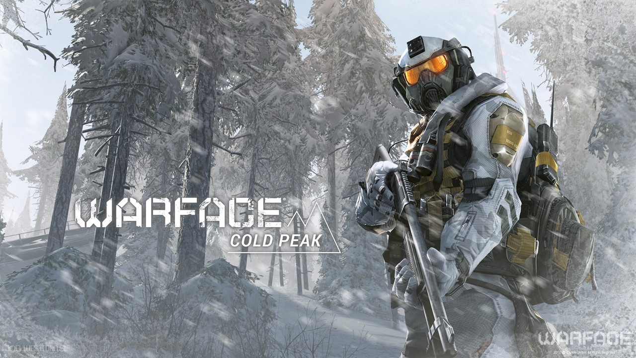 soldiers equipment forest warface
