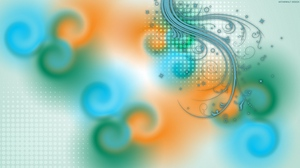 Preview wallpaper background, bright, pattern, spots