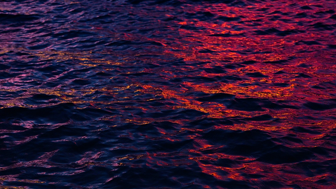 Preview wallpaper gleam, ripples, surface, water, waves