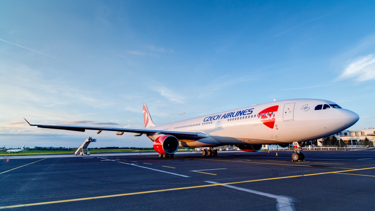 a330 czech airlines airbus 300