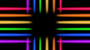 Preview wallpaper colorful, glow, iridescent, line, neon