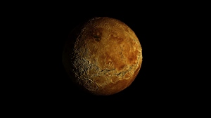 Preview wallpaper image, mars, planet, space