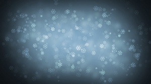 Preview wallpaper background, glare, snow, snowflake, style, winter