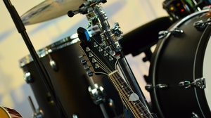 Preview wallpaper guitar, music, musical instrument, percussion