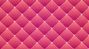 Preview wallpaper glitter, pink, rhombuses, squares