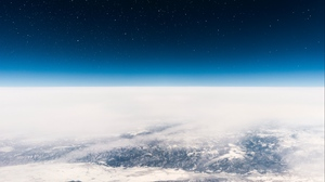 Preview wallpaper interstellar, sky, space, surface